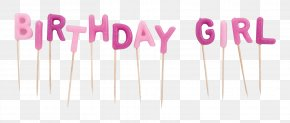 Birthday Candles Clipart - Birthday Cake Candle Clip Art PNG