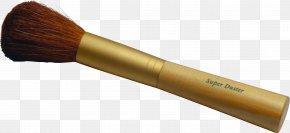 Brush Image - Brown Makeup Brush Cosmetics PNG