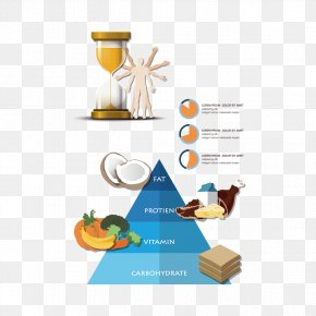 Food Pyramid - Food Pyramid Illustration PNG