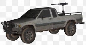 Pickup Truck - Call Of Duty: Modern Warfare 3 Call Of Duty 4: Modern Warfare Call Of Duty: Modern Warfare 2 Call Of Duty: Black Ops II PNG