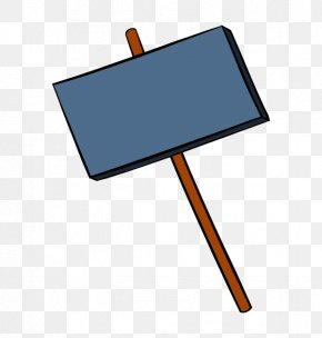 Hanging Board - Signage Clip Art PNG