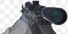 Call Of Duty - Call Of Duty 4: Modern Warfare Call Of Duty: Ghosts Call Of Duty: Black Ops II M21 Sniper Weapon System PNG