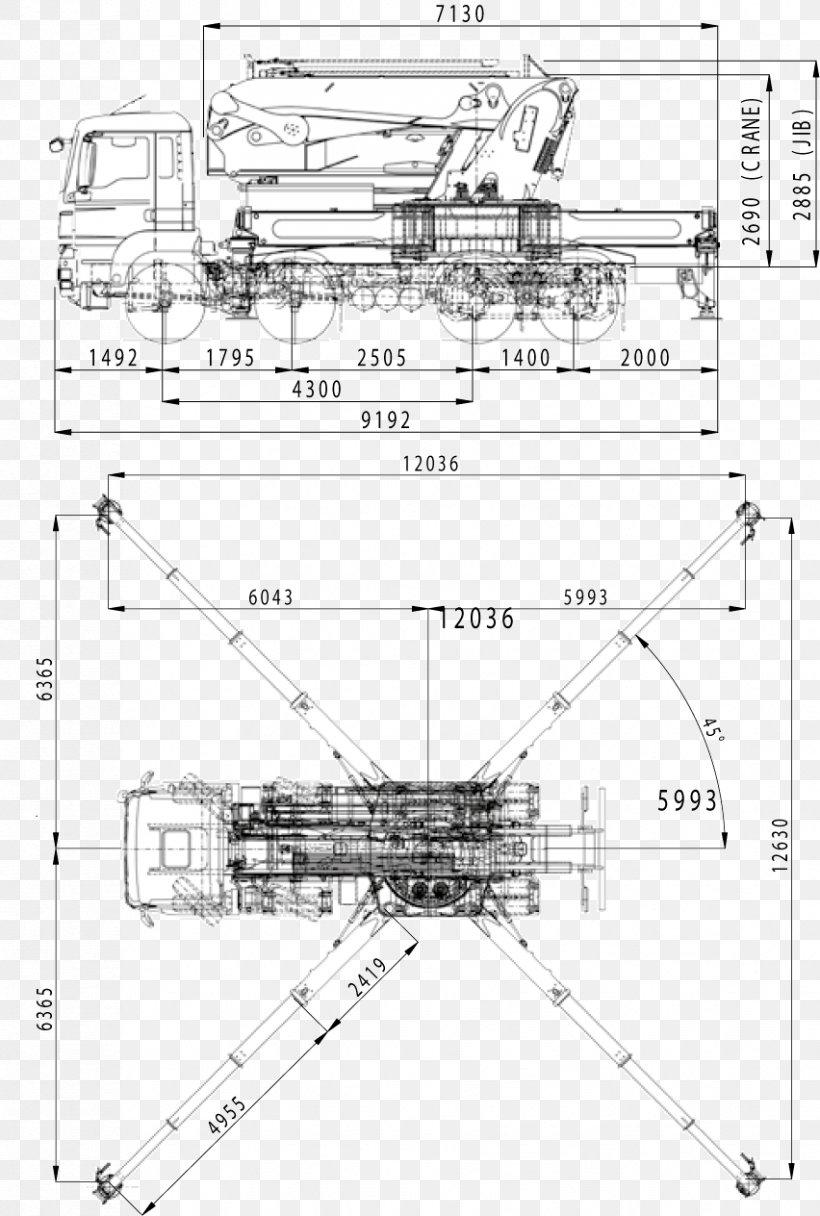 wiring diagram mobile crane truck, png, 852x1264px, diagram, artwork,  counterweight, crane, drawing download free  favpng.com