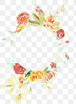Lei Flower - Floral Flower Background PNG