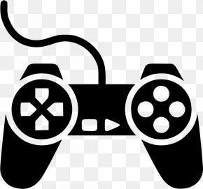 Joystick - Xbox 360 PlayStation 3 Joystick Video Game Game Controllers PNG