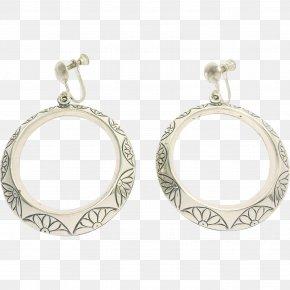 Jewellery - Earring Jewellery Gold Silver PNG