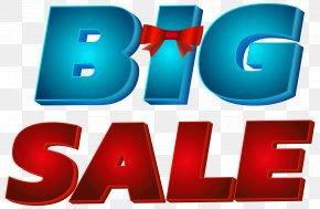 Big Sale Clip Art Image - Sales E-commerce Retail Promotion Coupon PNG