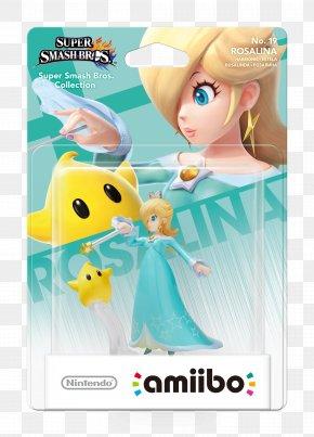 Super Smash Bros. For Nintendo 3ds And Wii U - Super Smash Bros. For Nintendo 3DS And Wii U Rosalina Super Smash Bros. Brawl PNG