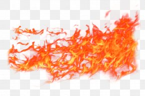 Orange Atmosphere Flame Effect Element - Kindle Fire HD Flame PNG