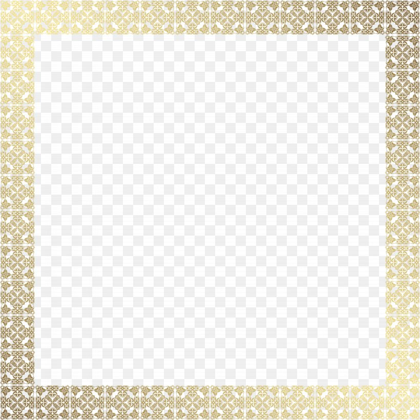 Picture Frame Clip Art, PNG, 8000x8000px, Picture Frames, Area, Dots Per Inch, Image Resolution, Pattern Download Free