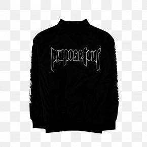 Tour & Travels - Purpose World Tour T-shirt Hoodie Jacket Sweater PNG