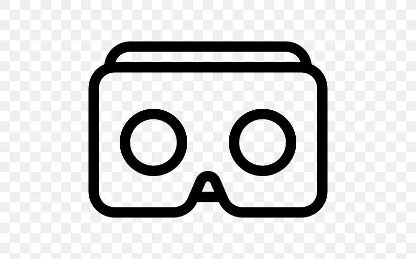 Virtual Reality Headset Oculus Rift Samsung Gear VR, PNG, 512x512px, Virtual Reality Headset, Black And White, Eyewear, Glasses, Goggles Download Free