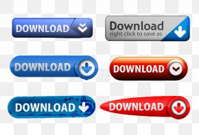 Color Android Download Button Pattern - Web Button Download PNG