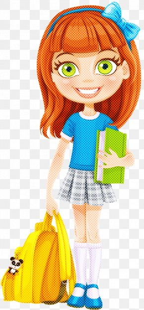 Fictional Character Style - Cartoon Clip Art Fashion Illustration Style Fictional Character PNG