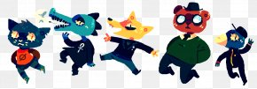 Night In The Woods Art Information PNG