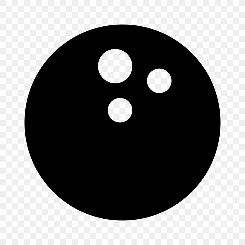 Bowling Balls Bowling Pin Clip Art, PNG, 1600x1600px, Bowling Balls, Ball, Black, Black And White, Bowling Download Free