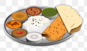 Food Cliparts Transparent - Indian Cuisine Samosa Traditional Food Clip Art PNG