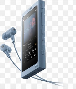 Sony - Sony Walkman NW-A40 Series Sony Walkman NW-A40 Series High-resolution Audio MP3 Player PNG
