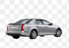 Cadillac Rear Side Material - 2006 Cadillac STS-V Mid-size Car Cadillac CTS-V PNG