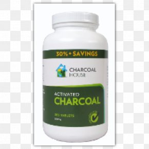 Activated Charcoal - Activated Carbon Charcoal Dietary Supplement Brighten Up Breakfast Tablet PNG