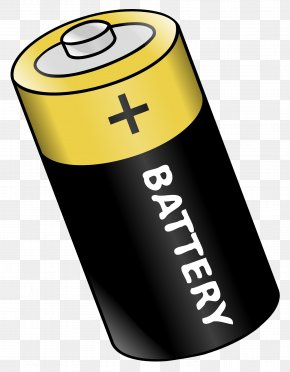 Battery - Battery Charger Nine-volt Battery Clip Art PNG