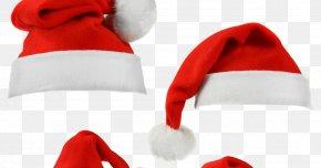 Hat - Hat Santa Claus RED.M PNG