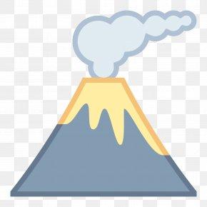 Volcano - Mount Hudson Volcano Mount Etna PNG