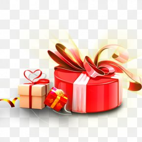 Birthday Present - Gift Gratis Download Icon PNG