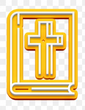 Rectangle Symbol - Bible Icon Book Icon Catholic Icon PNG