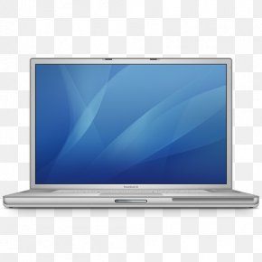 Powerbook G4 17 - Computer Monitor Display Device PNG