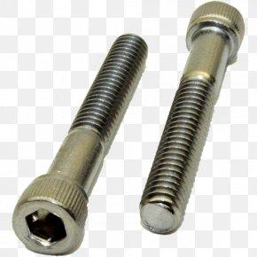 Screw - Fastener Screw Stainless Steel V-block PNG