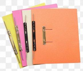 Paper Folder - Paper Notebook Stapler Office Supplies PNG