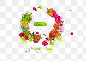 Free To Pull Fashion Flowers - Fashion Flower PNG