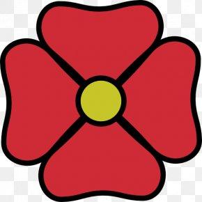 Flower Petals Cliparts - Flower Red Poppy Clip Art PNG