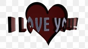I Love You - Love Heart Photography PNG