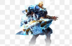 Smite - Smite YouTube King Of Gods Thor Game PNG