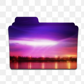 Custom Folder - Directory Macintosh ICO Icon PNG