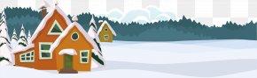 Pretty Snow Snow Creatives - Snow Cartoon Illustration PNG