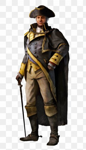 George Washington Praying Horseback - Assassin's Creed III American Revolutionary War Washington President Of The United States PNG