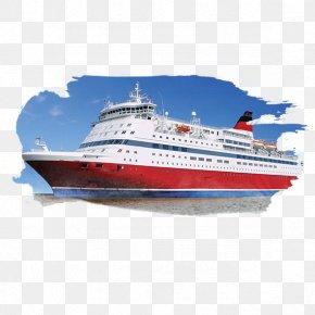 Smooth Sailing - Passenger Ship Watercraft Cruise Ship Boat PNG