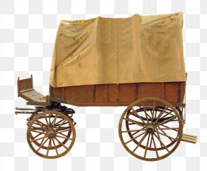 Car - Covered Wagon Cart PNG