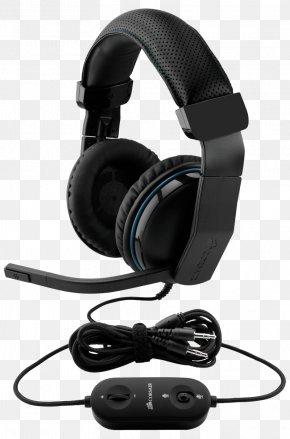 HeadsetFull Size Corsair Components MicrophoneHeadset - Headphones Corsair Vengeance 1300 Analog Gaming Headset PNG