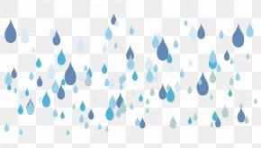 Creative Rain - Drop Rain Computer File PNG