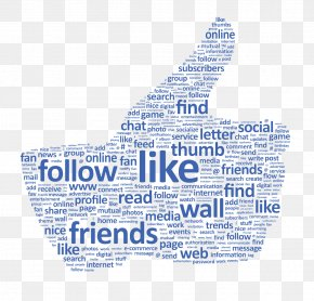 Social Media - Social Media Facebook Like Button Social Network Advertising Marketing PNG