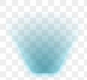 Hologram - Light Blue Azure Turquoise Teal PNG