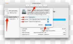 MacOS Sierra - Computer Program MacOS Sierra Disk Formatting PNG