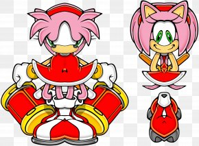 Sonic The Hedgehog - Amy Rose Sonic Unleashed Sonic Adventure 2 Sonic & Sega All-Stars Racing PNG