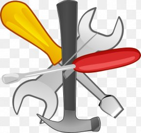 Cliparts Tool Kit - Hand Tool Free Content Clip Art PNG