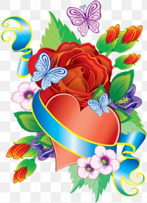 Namorado Frame - Clip Art Flower Desktop Wallpaper Image PNG