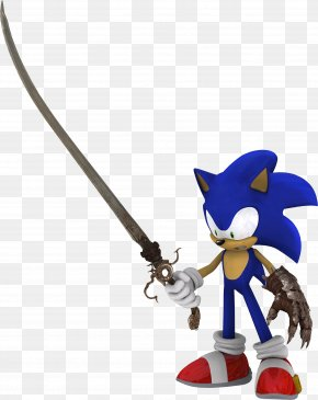 Sonic The Hedgehog - Prince Of Persia: The Sands Of Time Sonic The Hedgehog Fan Art Sword PNG